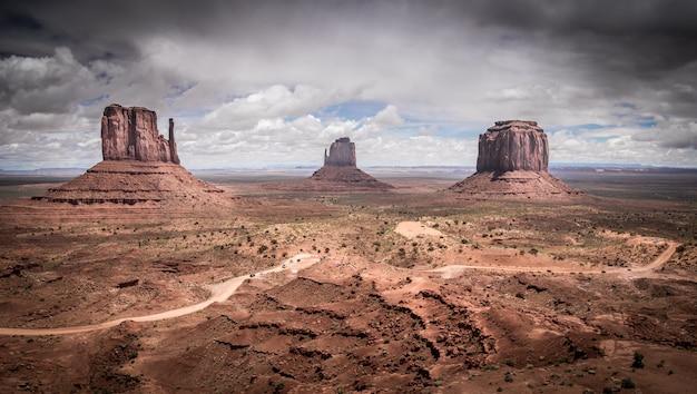 Monument valley Photo Premium