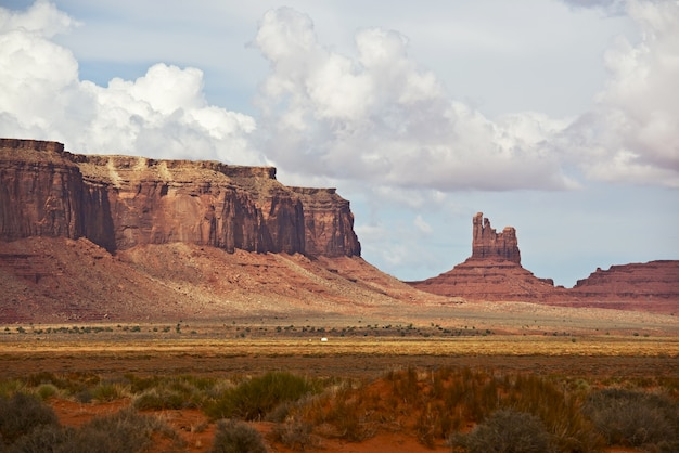 Monuments valley usa Photo gratuit
