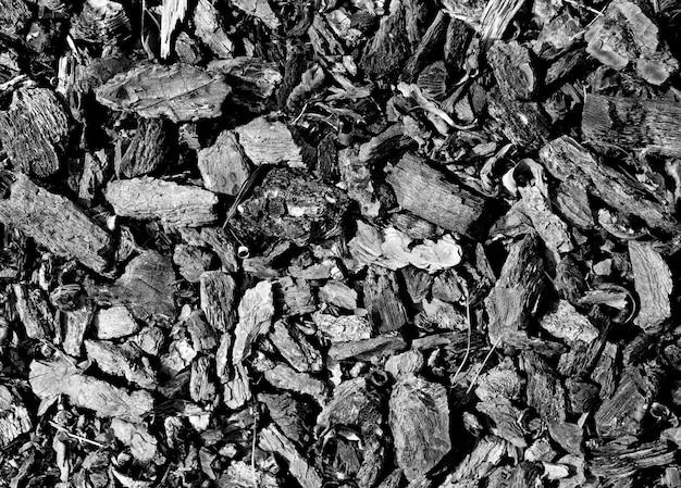 Des morceaux de charbon de texture Photo gratuit