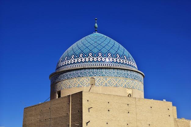 La mosquée de la ville de yazd, iran Photo Premium