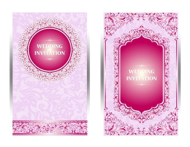 Motif De Médaillon Indien Floral Paisley. Photo Premium