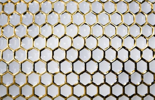 Motif Or Sur Marbre Blanc Pour La Décoration De Luxe Photo Premium