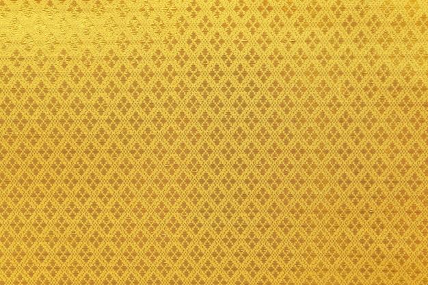 Motif à rayures sur fond de soie thaïlandaise. Photo Premium