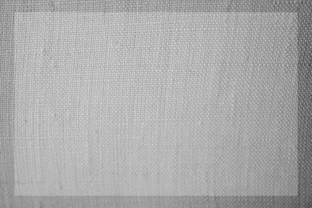 Motif De Tissu Naturel; Texture Rapprochée. Photo Premium