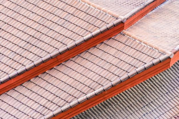 Motif de toit Photo gratuit