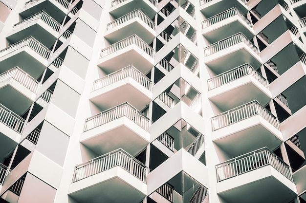 Motif windows textures extérieur du bâtiment Photo gratuit