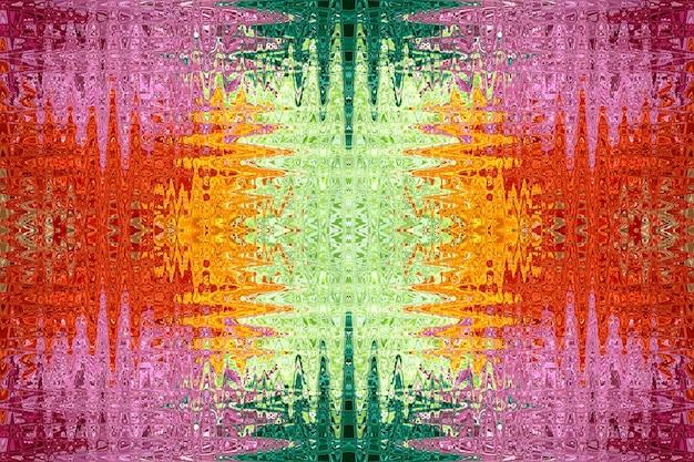 Motifs abstraits colorés pour le fond. Photo Premium