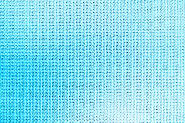 Motion Blur Technologie D'écran Bleu. Photo Premium