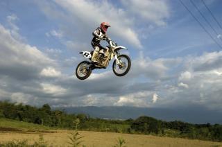 Motocross, moto, motocross Photo gratuit