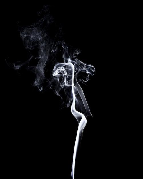 Mouvement De Fumée Colorée Photo gratuit