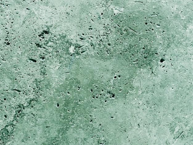 Mur de béton texturé vert Photo gratuit