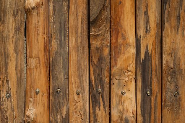 Mur en bois pour texte et arrière-plan Photo gratuit