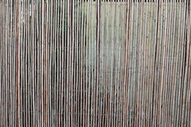 Mur En Bois Vieilli Avec Des Brindilles Photo gratuit