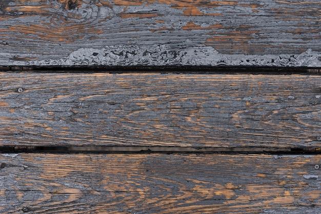 Mur de bois vieilli Photo gratuit