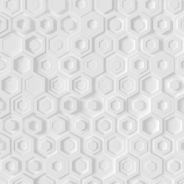 Mur de brique moderne rendu 3d. Photo Premium