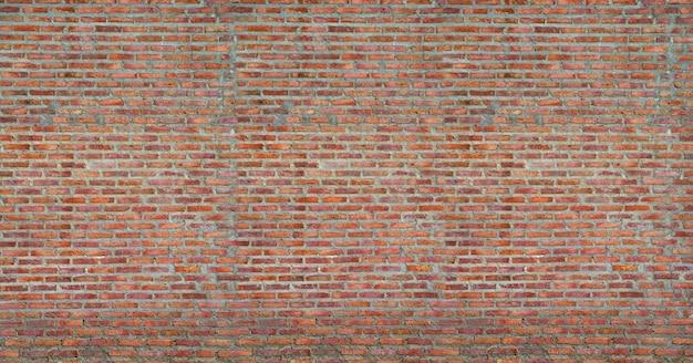 Mur De Briques Rouges Texture Fond Grunge Photo Premium