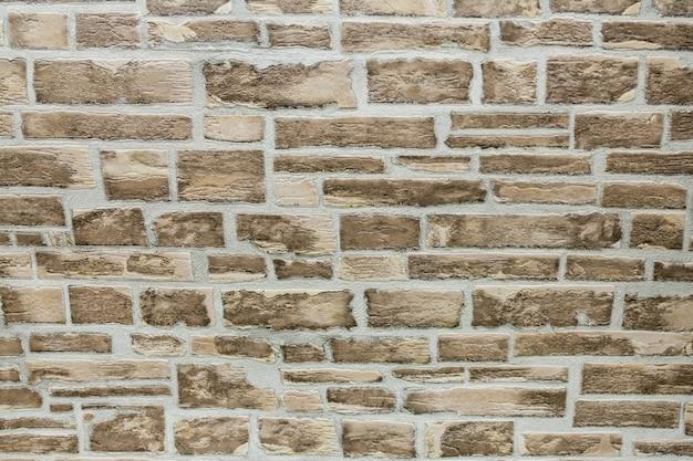 Mur de briques Photo Premium