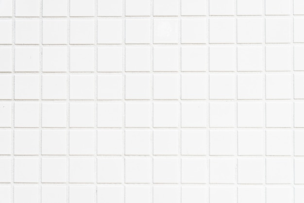 Mur De Carreaux Blanc Photo gratuit