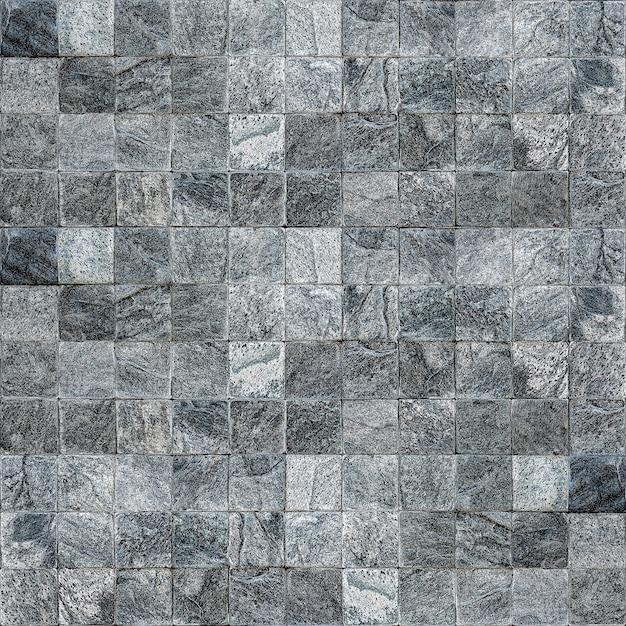 Mur De Carreaux De Céramique Et De Pierre Mur Moderne Pour Bacs A Photo Premium