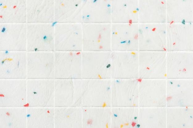 Mur carrelé coloré Photo gratuit