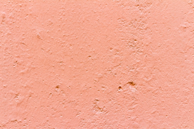 Mur de couleur de fond rose et orange Photo Premium