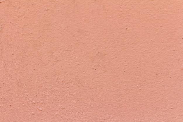 Mur de couleur de fond rose et orange Photo Premium