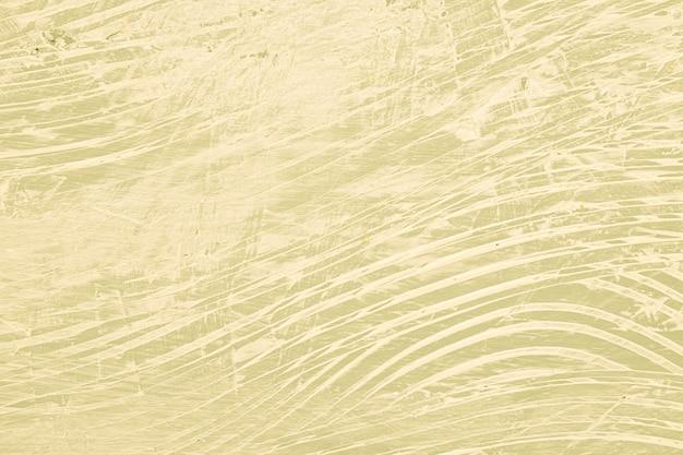 Mur malpropre peint en beige Photo gratuit