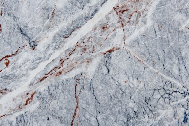 Mur texturé en marbre modèle bleu et rouge Photo gratuit