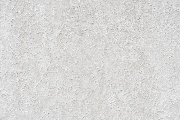 Murs de plâtre de style loft, gris, blanc, espace vide utilisé comme papier peint. Photo Premium