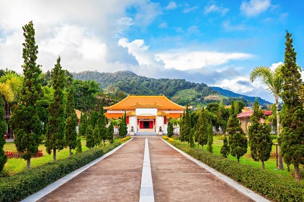 Musée du mémorial des martyrs chinois Photo Premium