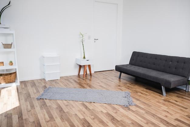 Nature morte de la salle de yoga Photo gratuit