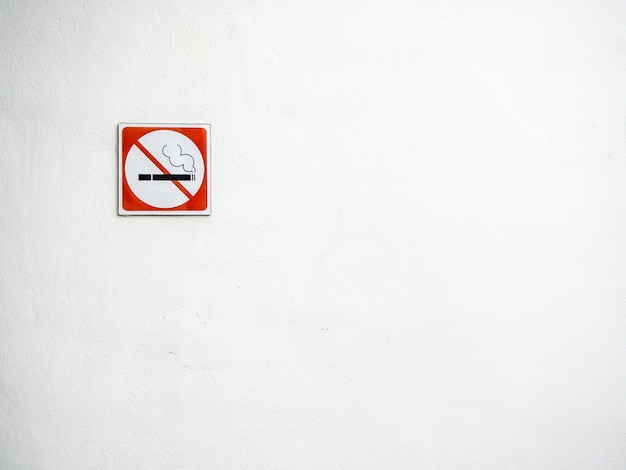 Ne fume pas Photo Premium