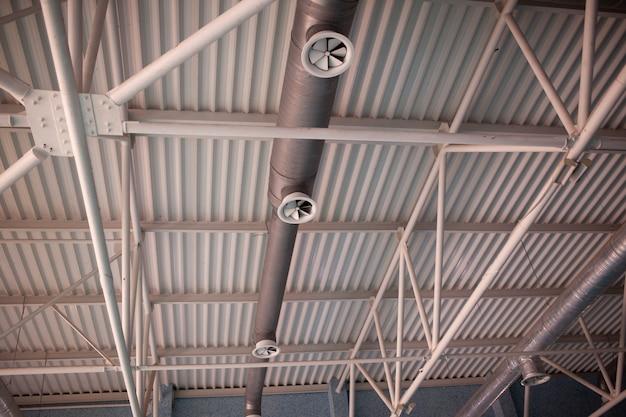 Nettoyage des conduits cvc Photo Premium