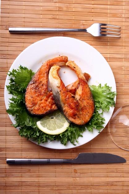 Nourriture fraîche et très savoureuse Photo gratuit