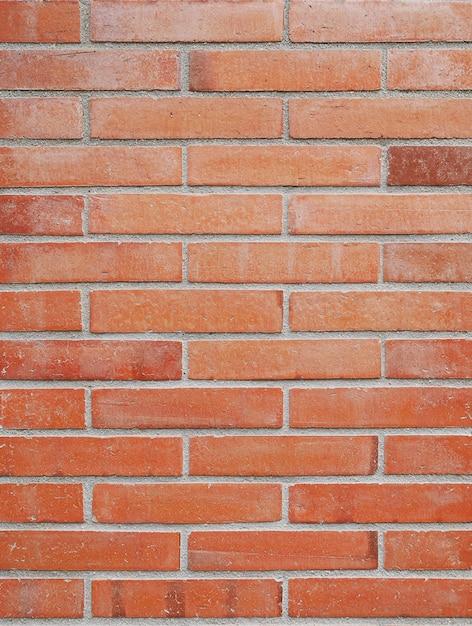 Nouveau mur de briques Photo Premium