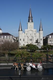 La nouvelle-orléans - saint louis cathédrale, saintlouiscathed Photo gratuit