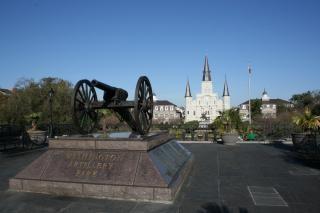 La nouvelle-orléans - saint louis cathédrale Photo gratuit