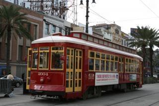 La nouvelle-orléans trolley Photo gratuit