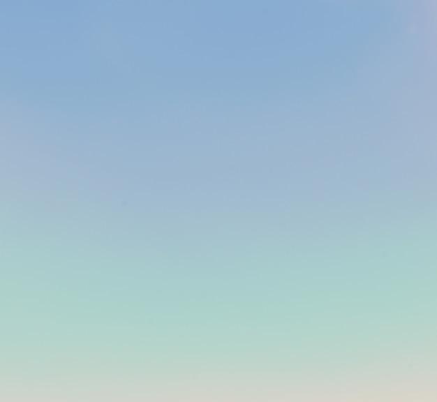 Nuages ciel bleu Photo gratuit