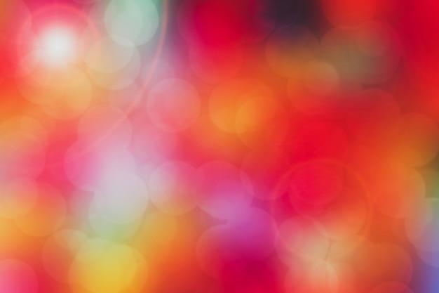 Nuit bokeh colorée pour backgroung Photo Premium
