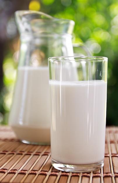 Objet liquide frais jug sain Photo gratuit
