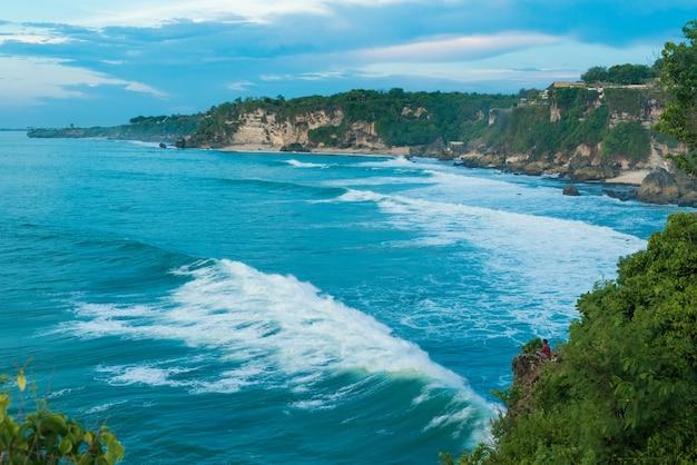 Ocean Coast à Bali Photo gratuit