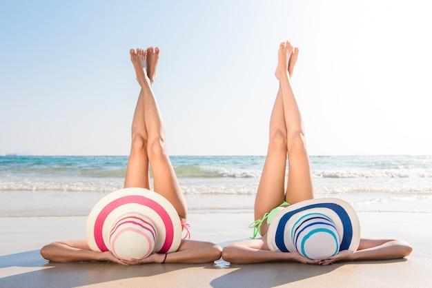 Ocean relax tan island vacances Photo gratuit