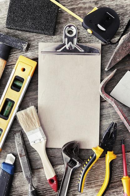 Outils De Bricolage Photo gratuit