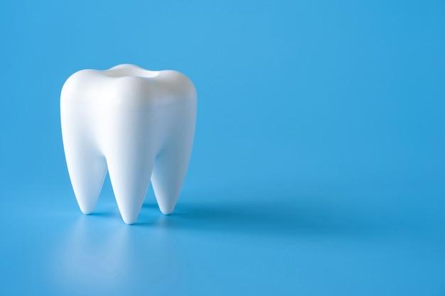 Outils dentaires sains pour les soins dentaires concept dentaire professionnel Photo Premium