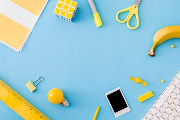Des outils pédagogiques alignés autour Photo gratuit