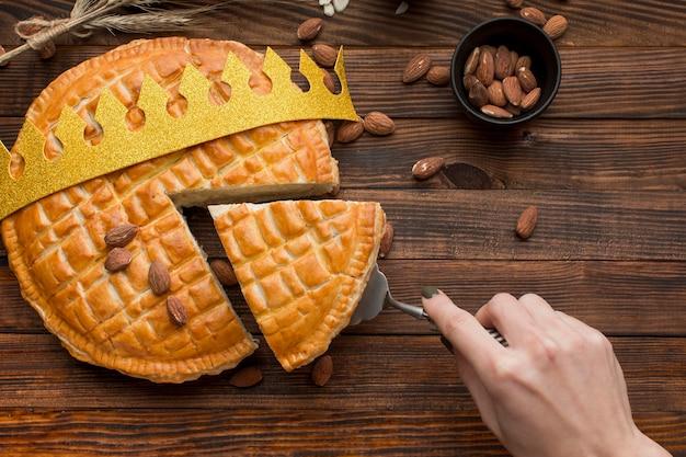 Pac-man Epiphany Dessert Fait Maison Photo gratuit