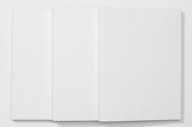 Pages à Plat Du Livre De L'espace De Copie Photo gratuit