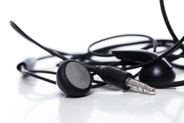 Paire d'écouteurs Photo gratuit