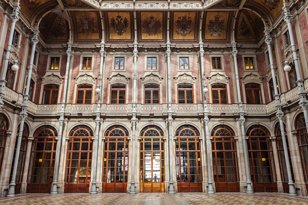 Palacio da bolsa Photo Premium